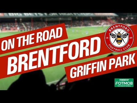 On The Road - BRENTFORD @ GRIFFIN PARK