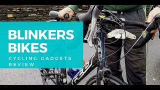 Most Advanced Cycling Lights in The Market - BLINKERS Bike Review 2018