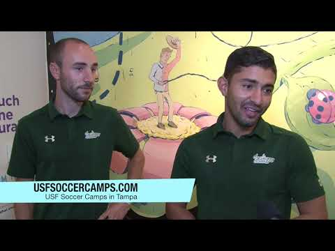 Summer Camp 2018 with USF Soccer Camps in Tampa