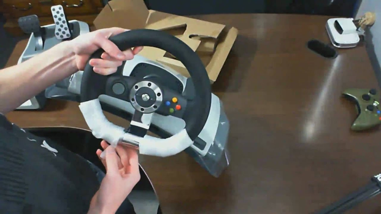 maxresdefault xbox 360 wireless racing wheel unboxing youtube Tremolo Pedal Diagram Basic at creativeand.co