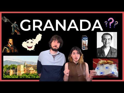 Visita Granada | Aprendizaje Viajero por España