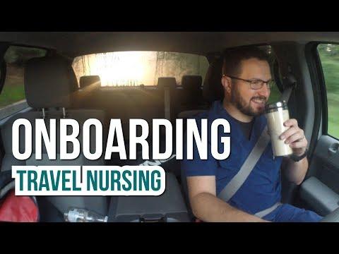 TRAVEL NURSE ONBOARDING // Getting Started [#RealTalkTuesday]
