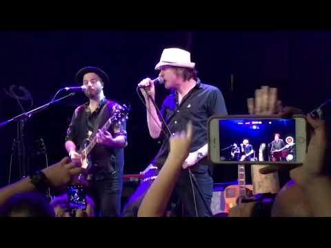 Jesse Malin & Guests StrummerJam '18, The Bowery Ballroom, New York 8/25/18