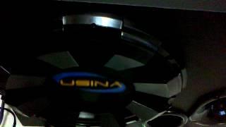 "Soundigital SD250.2 + 1 Spyder Usina 12"" +1 ST + 1 Corneta [CETREL AUTO SOM]"