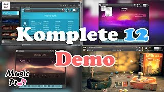 native instruments komplete 12 demo
