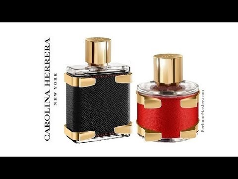 Carolina Herrera CH Insignia New Perfumes - YouTube 7b2181f45b