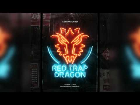 ILoveMakonnen: Freezin Prod  By Danny Wolf - Red Trap Dragon