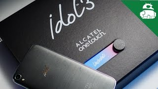 Alcatel OneTouch Idol 3 Unboxing and First Impressions