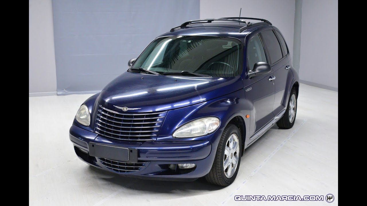 chrysler pt cruiser 2 2 crd cat limited youtube. Black Bedroom Furniture Sets. Home Design Ideas