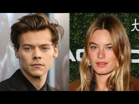 Harry Styles Takes Camille Rowe Home To Meet His Family Over The Holidays