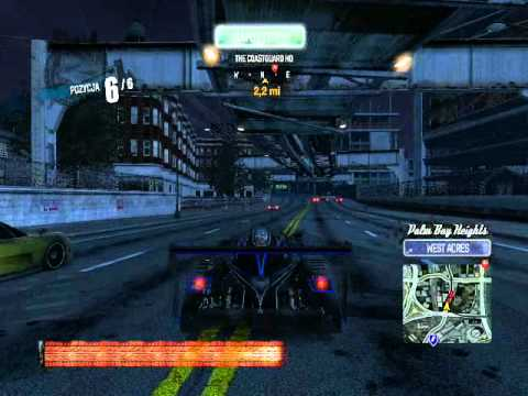 Burnout Paradise trainer 100% WORK!! PL