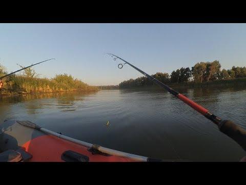 Рыбалка на щуку. Река Шешма.