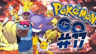 Zagrajmy w Pokemon GO (odc. #17 EWOLUCJE)