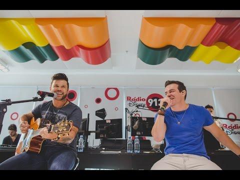 Marcos & Belutti - Domingo De Manhã (Versão Exclusiva Estúdio Rádio Disney)