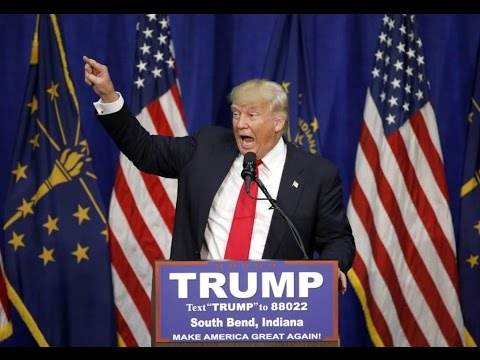 Donald Trump becomes 'Official Republican Presidential Nominee'