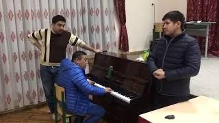 Dizayn jamoasi - Repititsiya jarayonidagi Xolat Faqat Siz Aziz Muxlislar Uchun