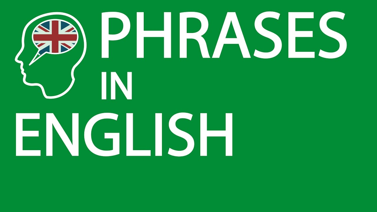 Phrases in English | British Pronunciation, Stress and Intonation Patterns  Lesson #2