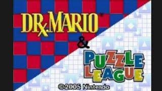 Dr  Mario & Puzzle League - Puzzle League (Marathon, Fast, 01)