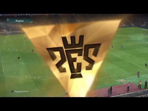 PES 2017 Demo Goals from Carl Mason