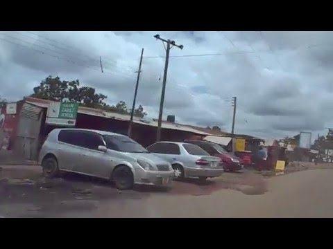 DashCam 013 -   Lusaka Zambia -  4th March 2016