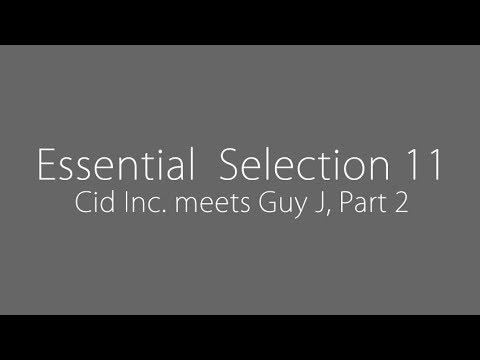 Essential Selection 11 - Cid Inc. meets Guy J, Part 2