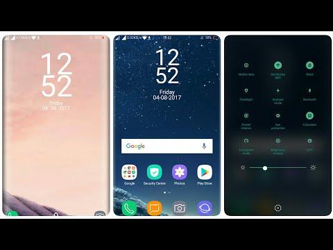 ColorOS (OPPO) : Samsung S8 HD