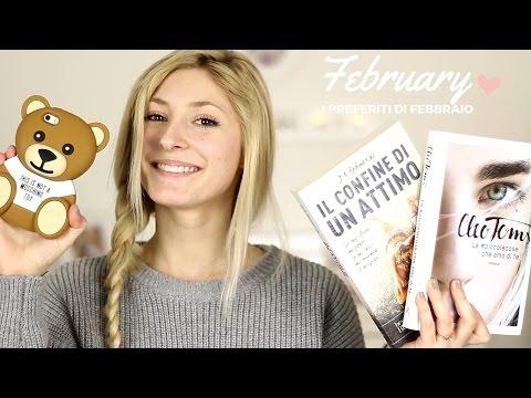 Preferiti di Febbraio - Musica, Film, Libri || Giulia Watson