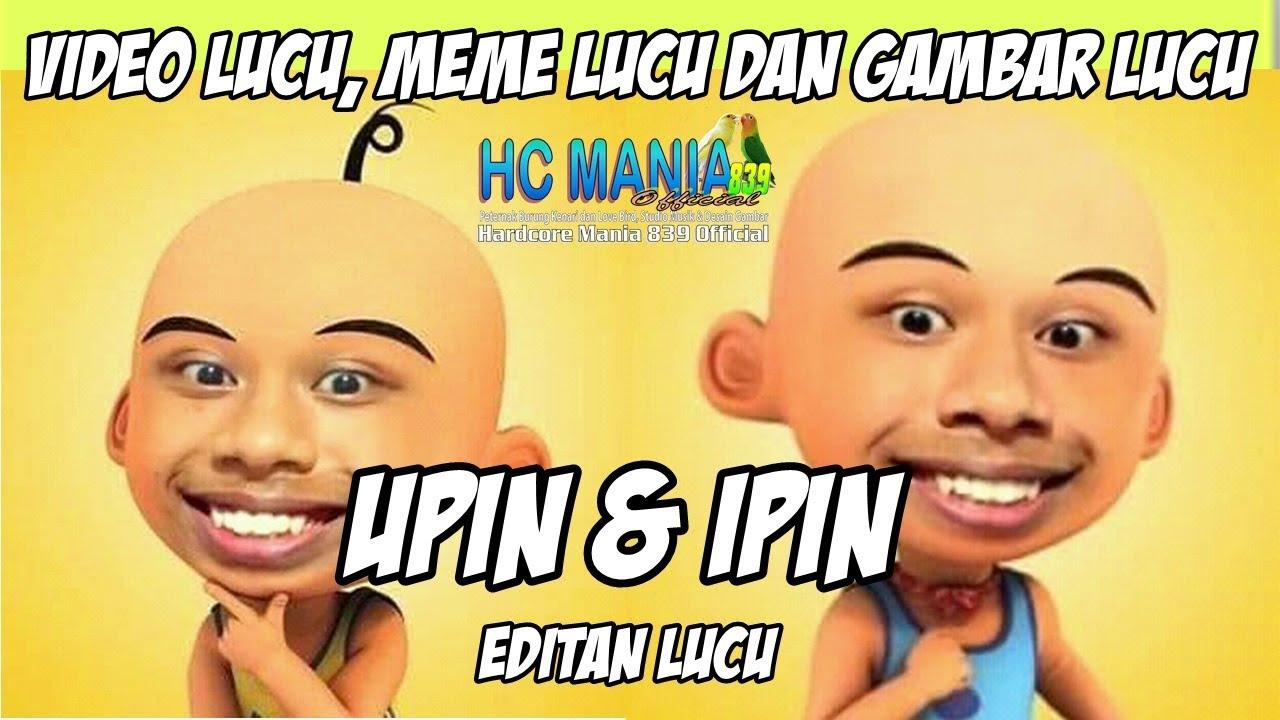 Upin dan Ipin Editan LUCU - Video Lucu Meme Lucu dan ...