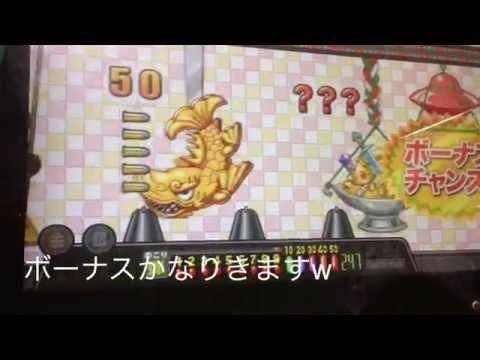【メダルゲーム機】連射でアタックパーティー!結構良いプレイ