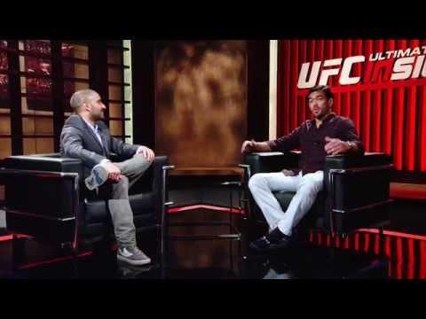 UFC 175: Lyoto Machida Interview with Jon Anik