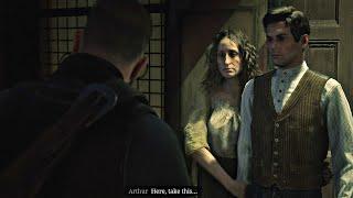 Red Dead Redemption 2 / Pomohli sme občianke v núdzi ale tiež starej štetke [PS4 PRO]
