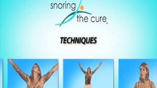 STOP SNORING NOW! (Natural Remedy) snoringthecure.com