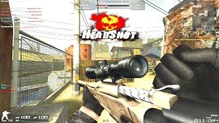 Combat Arms - FREE PERM M4A1 SOPMOD GLOBAL AND DSR-1 + SCORPIONS VS SPIDERS