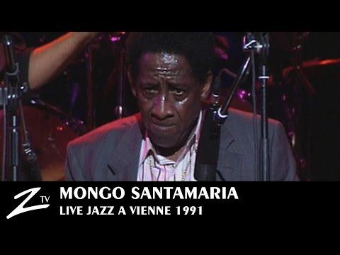 Mongo Santamaria - Jazz à Vienne 1991 - LIVE
