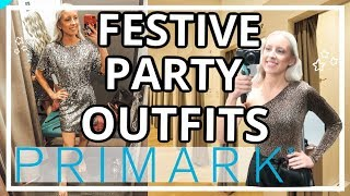 TOP PRIMARK PARTY OUTFITS | BEST FESTIVE CLOTHES FROM PRIMARK
