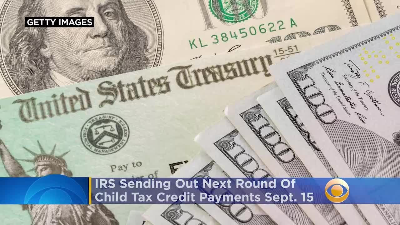 Child Tax Credit: When Will Your September Payment Arrive?