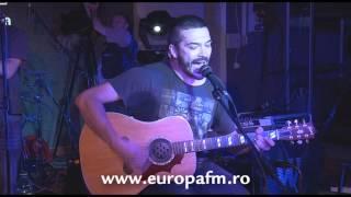 Europa FM LIVE in GARAJ: Vita de Vie - Praf de stele (ACUSTIC)