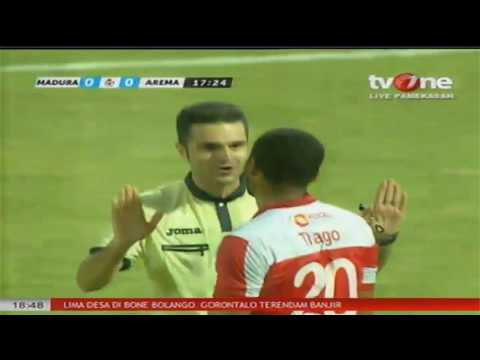 HD Live MADURA UNITED VS AREMA FC  [ LIGA 1 INDONESIA ]  10 September 2017