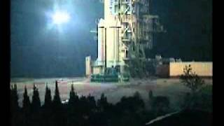 PAKISTAN FIRST NATIONAL COMMUNICATION SATELLITE LAUNCH (paksat1r) .wmv
