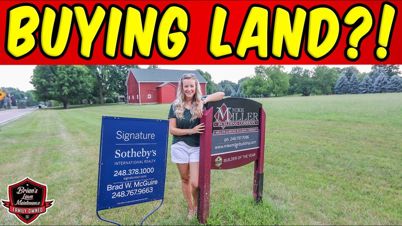 SHOPPING FOR LAND! (Searching For Our Dream Property!)