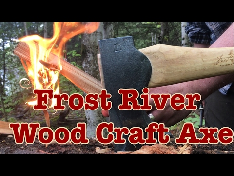 Frost River Wood Craft Axe