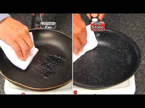 Slip Stone Pan Official As Seen On Tv Commerical