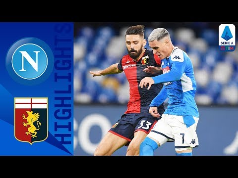 Napoli 0-0 Genoa | Points Shared in Goalless Draw in Naples | Serie A