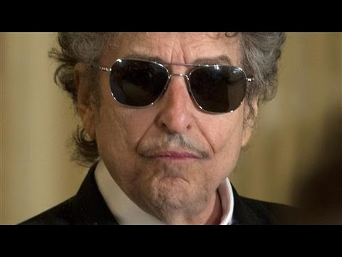 Bob Dylan's 'Poetic Expressions' Win 2016 Nobel Prize for Literature
