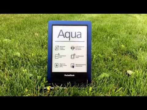 PocketBook Aqua Ice Bucket Challenge