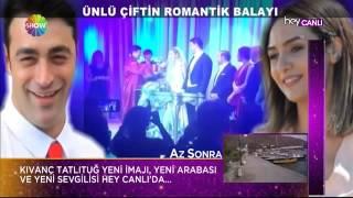 Sarp Levendoğlu ve Birce Akalay'ın balayı tatili