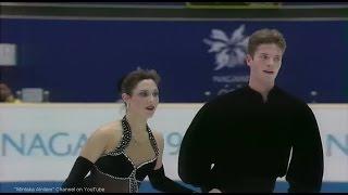 "[HD] Jessica Joseph,  Charles Butler - 1998 Nagano Olympics - CD ""Argentine Tango"""