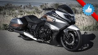 2016 BMW Motorrad Concept 101: Bagger Style