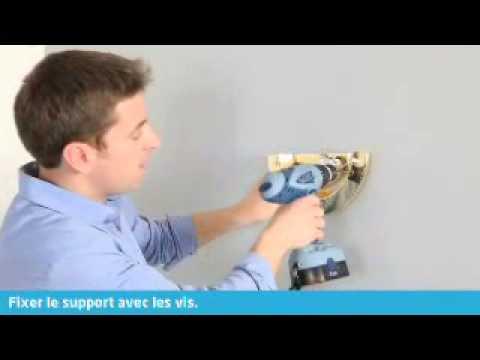 Comment Installer Une Applique Murale En Vidéo Bricomarché Youtube