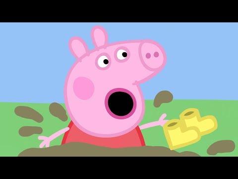 Peppa Pig Português Brasil   Compilation 7   HD   Desenhos Animados